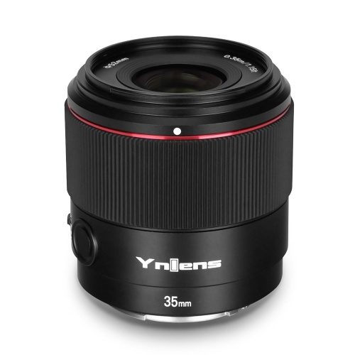 YNLENS YN35mm F2S DF 35-миллиметровый полнокадровый объектив с байонетом E