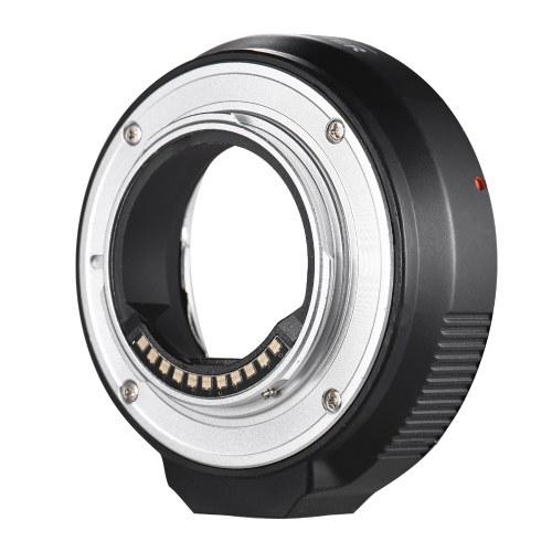 FOTGA OEM4/3(AF) 4/3 auf M4/3 Kamera Adapterring Autofokus Objektivhalterung für Olympus 4/3 Mount Objektiv auf Olympus M4/3 Mount Objektiv Kameras Olympus E-P1 E-P2 E-PL1 E-PL2 Panasonic G1 G2 G10 GF1 GF2 GF3