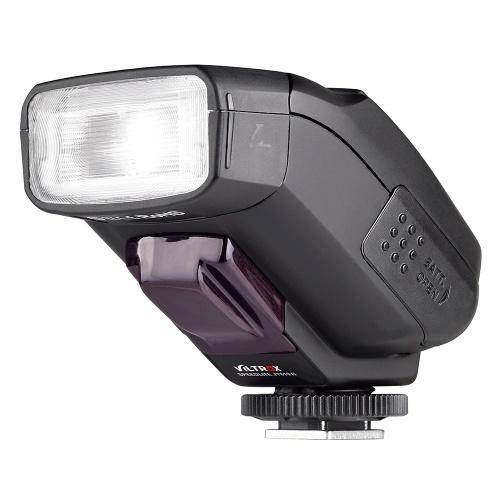 Viltrox JY-610 II Universal On-Kamera mini Blitz Speedlite für Nikon D3300 D5300 D7100 Canon 5D Mark II III DSLR-Kameras