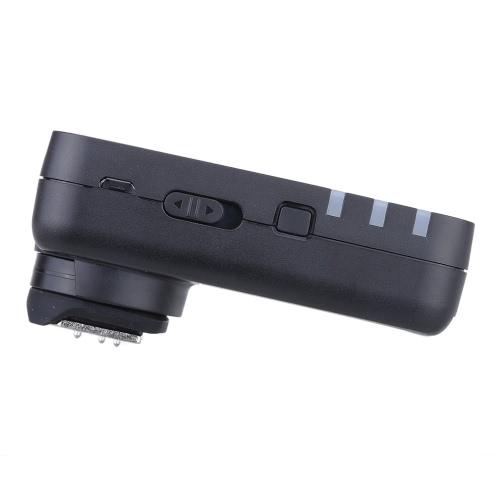 YONGNUO YN622N II 2.4G Wireless i-TTL Flash Trigger Receiver Transmitter Transceiver for Nikon D70 D80 D90 D200 D300 D600 D700 D800 D3000 D5000 D7000 Series