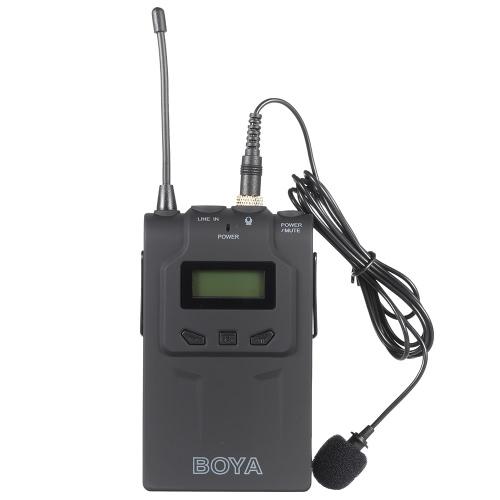 Беспроводная микрофонная система BOYA BY-WM6 UHF
