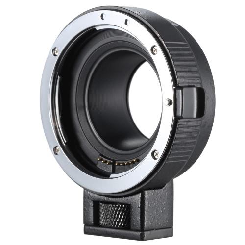 Adaptador de montaje de lente EF-EOSM de Andoer