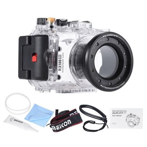 US-SY-15 Underwater Maximum 40 Meters Camera Waterproof Shell