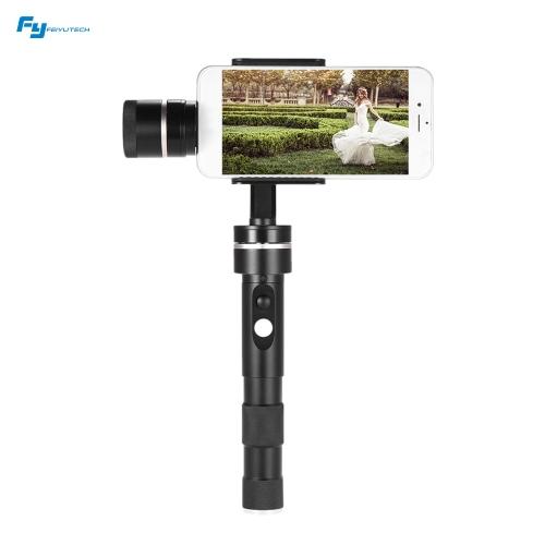 Feiyu Tech Najnowszy G4 Pro 3 Axis Brushless Motor Handheld Gimbal Smartphone Stabilizer