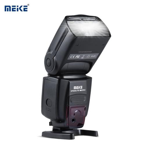 MEIKE MK570II Speedlite GN58 2.4G Maestro Esclavo flash flash para Canon Nikon Pentax Olympus DSLR