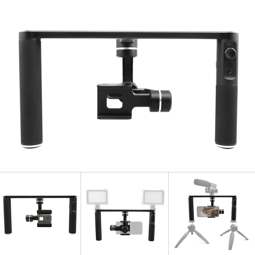 FeiyuTech SPG PLUS 3-Axis Dual Handheld Smartphone Action Camera Gimbal Stabilizer