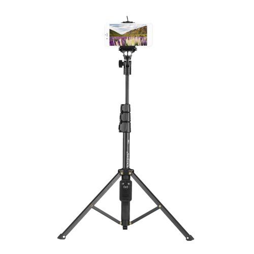 YUNTENG VCT-1388 Portable Selfie Stick Trípode