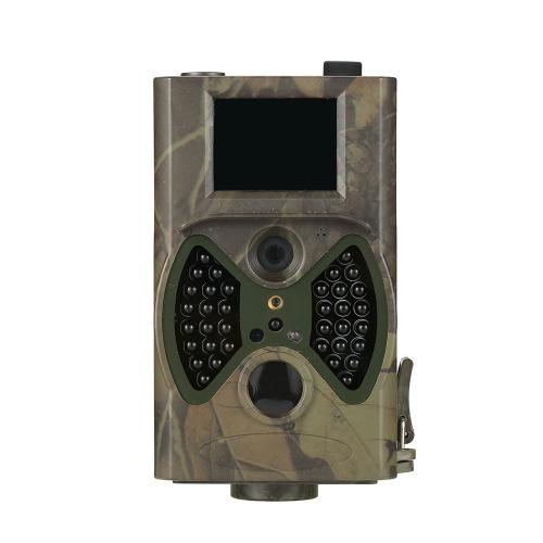 HC-300A Plein air Scoutisme Chasse Caméra 12MP HD 940NM Sauvage Hunter Infrarouge Vie Sauvage Nuit Vision IR Trail Caméra