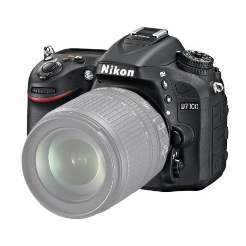 Цифровая зеркальная фотокамера Nikon D7100 DX-Format
