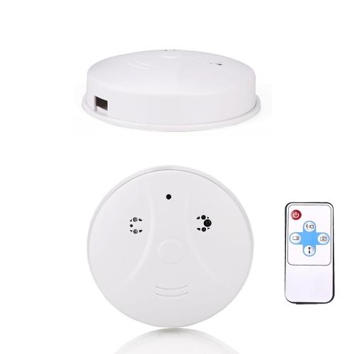 Mini Camera Smoke Alarm Appearance Motion Detector