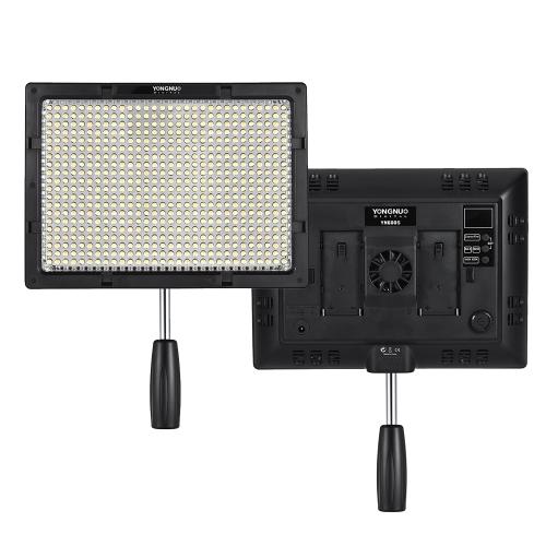 YONGNUO YN600S LEDビデオライトランプ