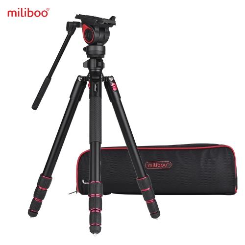 """Miliboo 57 """"Trépied d'appareil-photo portatif de voyage de DSLR de voyage"""