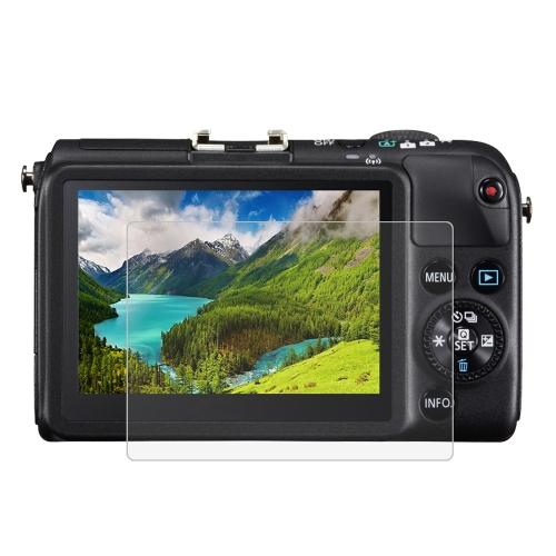 PULUZ Camera Screen Folia ochronna Polycarbonate Protect Film Anti-scratch Hardness Szkło hartowane Screen Protector do Canon Sony Nikon Panasonic FinePix Olympus Akcesoria do aparatów cyfrowych do Canon M2 / SX700