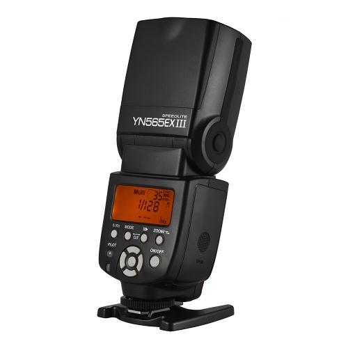 YONGNUO YN565EX III Wireless TTL Slave Flash Speedlite