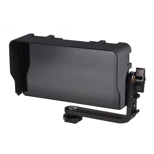 Moniteur de terrain Bestview S5 de 5,5 pouces IPS Full HD 1920 * 1080 4K HDMI Entrée Angle de vision de 160 ° pour Canon Sony Nikon DSLR