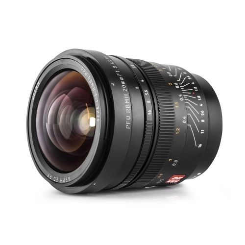 VILTROX Professional Full-frame Wide Angle Lens
