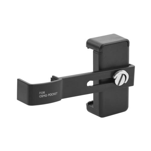 Tragbarer Handheld-Handyhalter Befestigungsclip-Verlängerungshalterung für DJI OSMO Pocket-Handheld-Gimbal-Kamera-Zubehör