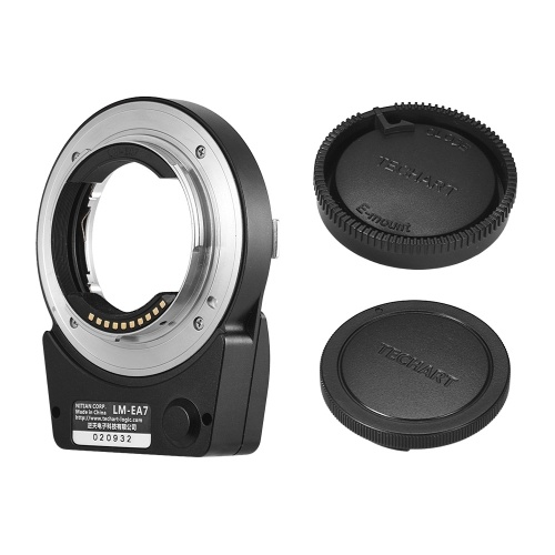 TECHART LM-EA7 Кольцо-адаптер для крепления объектива E-mount Auto Focus