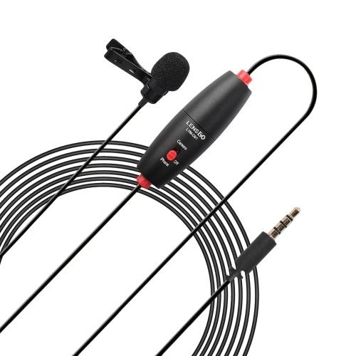 LENSGO LYM-DM1 Мини ненаправленный конденсаторный микрофон