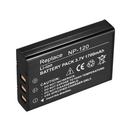 Batteria ricaricabile NP-120 Backup