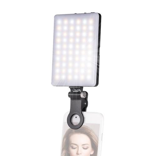 Mini-clip LED pour téléphone portable