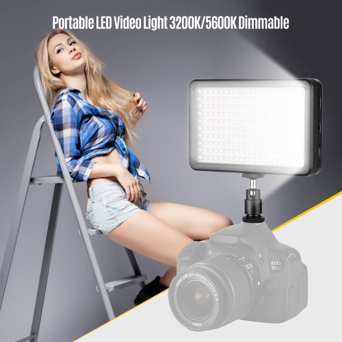 Portable LED Video Light Photography Fill-in Light
