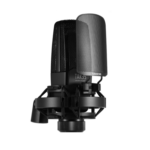 TAKSTAR TAK35 Professional Recording Microphone Condenser Cardioid Mic