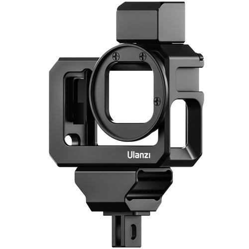 Ulanzi G9-5 Action Kamera Videokäfig Metall Vlog Gehäuse Schutzgehäuse