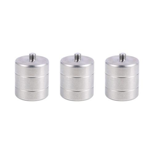 Sostituzione del contrappeso in lega di alluminio per stabilizzatore OM 4 / Osmo Mobile 3