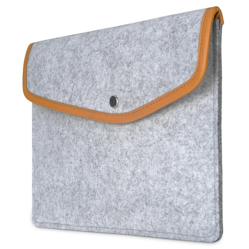 Dodocool 9.7 Inch Tablet Felt Envelope Cover Sleeve Carrying Case Protective Bag фото