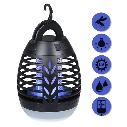 2-In-1 Insect Killer Mosquito Killer Lamp Camping Lamp