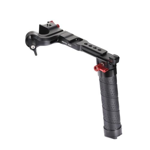 UURig R083 Multi-Form Gimbal Stabilizer Griff Faltbare Handgriff-Verlängerungshalterung