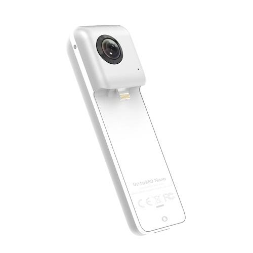Insta360ナノパノラマカメラ