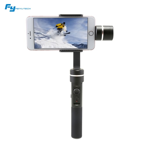 Feiyu Tech SPG Live 3 Axis Smartphone Handheld Gimbal Stabilizer