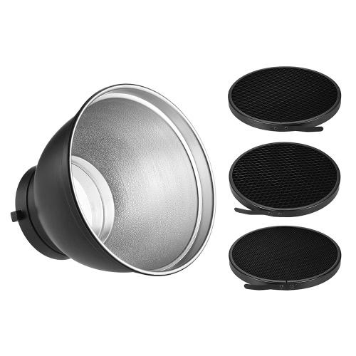 """7 """"Riflettore Standard Lampada Diffusore Lampada"""