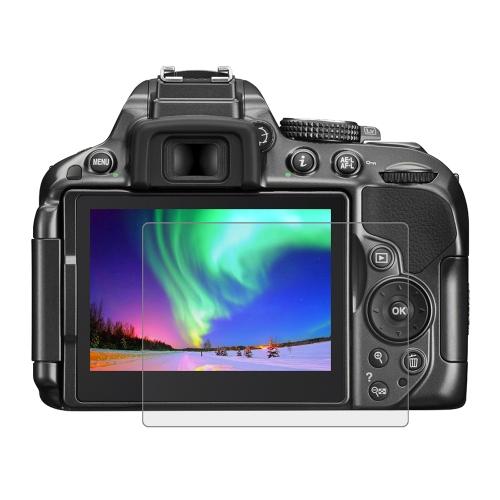 Folie ochronne PULUZ do aparatu Folie ochronne z poliwęglanu Odporność na zarysowania Szkło hartowane Screen Protector do Canon Sony Nikon Akcesoria do aparatów cyfrowych Nikon FinePix Olympus do Nikon D5300 / D5500