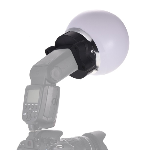 On-camera Flash Diffuser Ball Magnet Adsorption Soft Balls