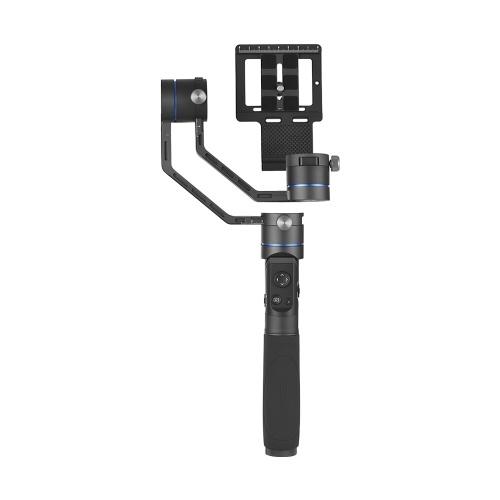 BENRO R1 Stabilizzatore palmare a 3 assi motorizzato a tre assi Anti-shake Supporta Fotografia in orizzontale max. Caricare 1,8 kg / 4 lbs con custodia per Sony A7 / A7S / A7R / A7II / A7III / A7SII per Panasonic GH5 / GH4