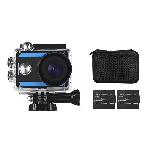 JY-62 4K Ultra HD WiFi Sports Action Camera