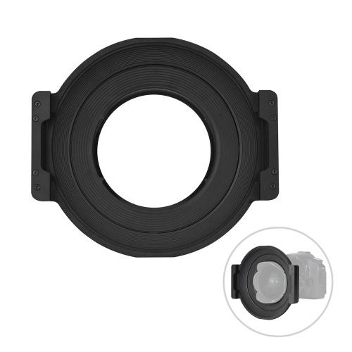 YONGNUO Профессиональный 150 мм квадратный держатель фильтра с комплектом переходного кольца 360 градусов вращения легкий авиационный алюминиевый сплав