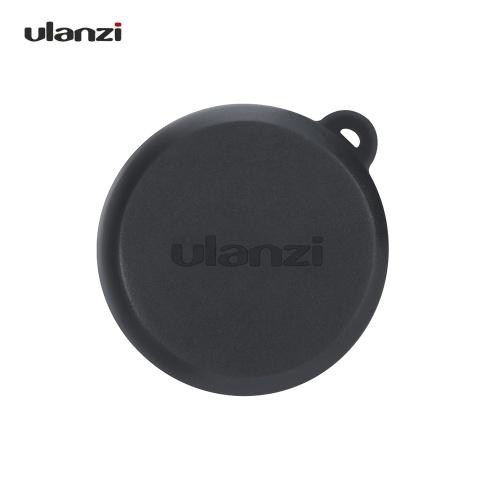Ulanzi OA-2 Tapa de la tapa de la lente Tapa protectora de silicona suave para DJI OSMO Action Camera Sport Camera Accesorio