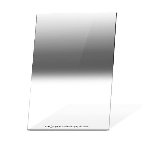 K&F CONCEPT 100 * 150 * 2.0mm Pro Reverse GND8 (0.9) Filtre carré