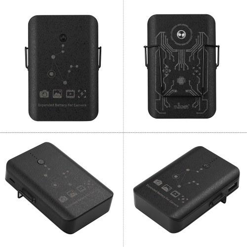 MAMEN KM-001 Banco de potência de câmera portátil de 5V 7800mAh