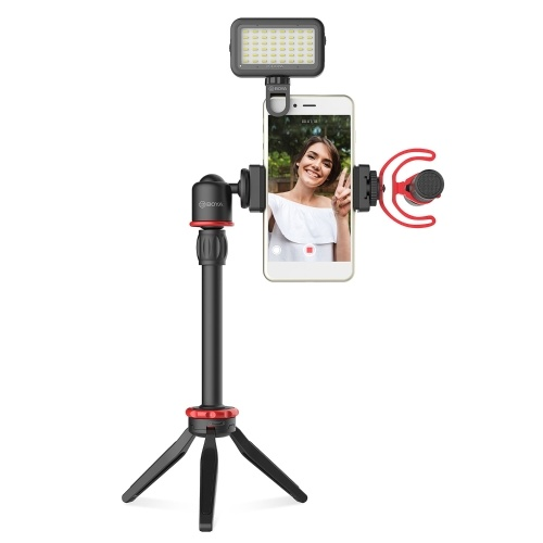 BOYA Phone Video Vlog Kit