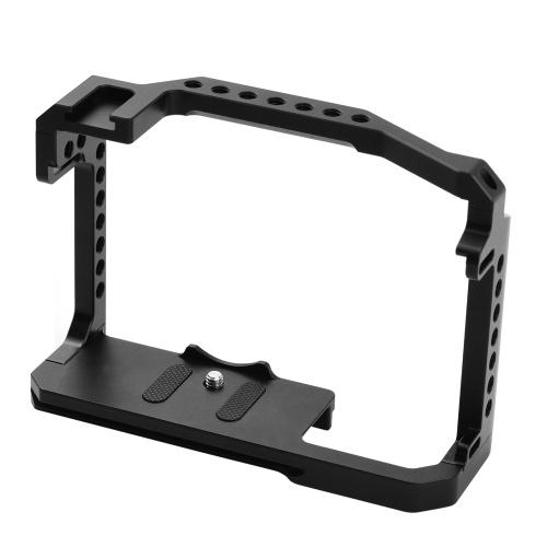 Plataforma de video de jaula de cámara de aleación de aluminio