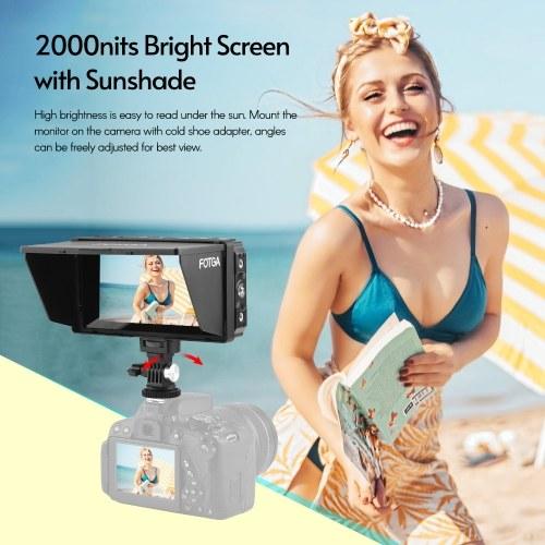 Fotga C50 4K On camera Field Monitor