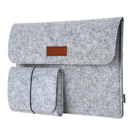12 Inch Laptop Felt Sleeve Envelope Cover