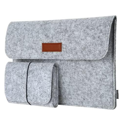Dodocool 13.3-Inch Felt Sleeve Cover Bolsa de transporte caso de proteção