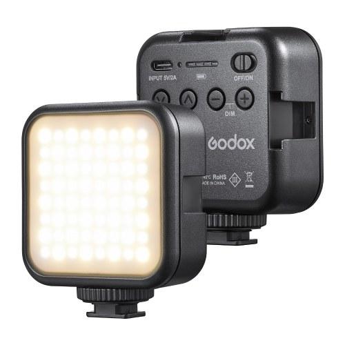 Godox LITEMONS LED6Bi Bi-color Temperature LED Video Light