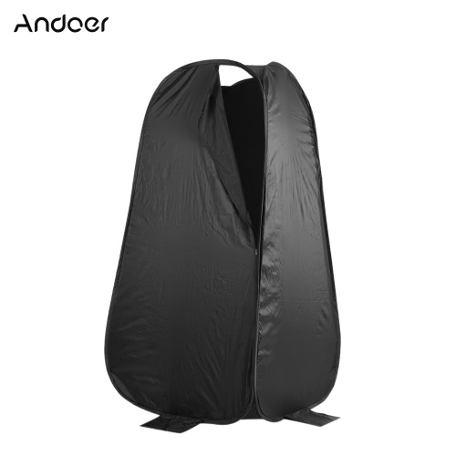 Andoer 190cm / 6ft Portable Photo Studio Pliable Changement Dressing Fitting Tente Chambre pour Indoor Outdoor Photography